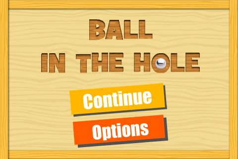 Screenshot Ball in the hole