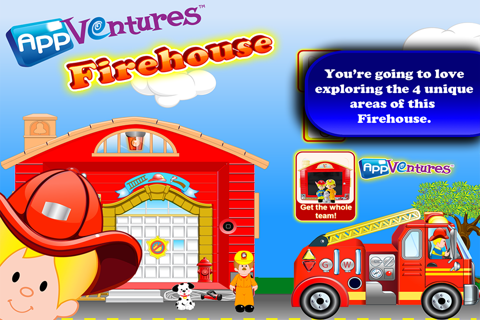 Screenshot iFirehouse
