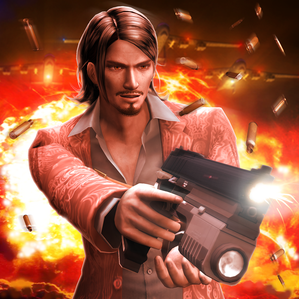 TIME CRISIS 2ND STRIKE iOS