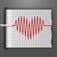 カーディオグラフ (Cardiograph):iPhoneやiPadのカメラを使った心拍数測定 - 家族や友達の心臓の健康状態を記録