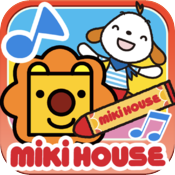 Download MIKIHOUSE Motion Drawing Picture Book UGOKAKI free for iPhone, iPod and iPad